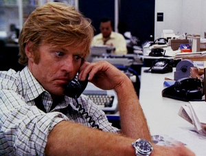 Robert-Redford-Rolex-Submariner-3 All the presidents men