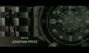 Tomorrow never dies OMEGA SPEEDMASTER PORF