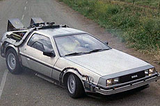 Back to the Future - DeLorean DMC-12