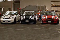 The Italian Job - Mini Cooper